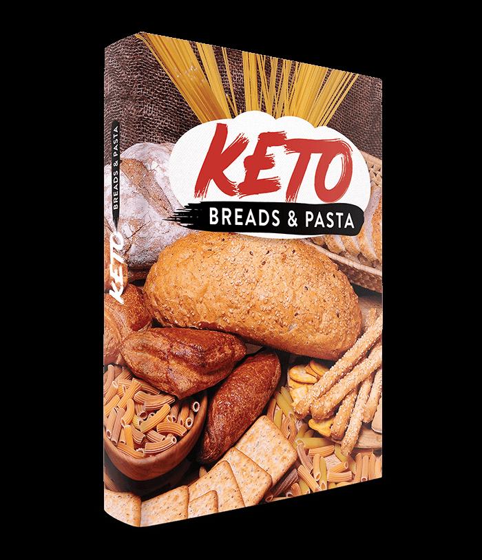 Keto Breads and Pasta